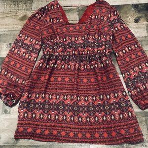 PERFECT FALL DRESS/SHIRT